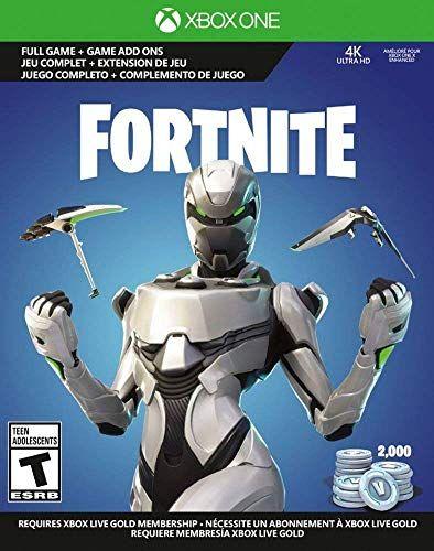 Xbox One S Fortnite Eon Cosmetic Epic Bundle Fortnite Battle Royale Eon Cosmetic 2 000 V B Xbox One Games Xbox One Xbox