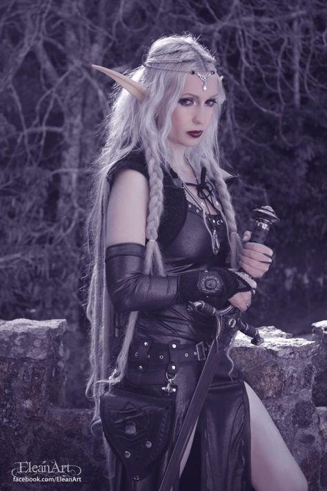 Hey, I found this really awesome Etsy listing at https://www.etsy.com/listing/171150438/sale-night-elf-silver-dress