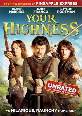 Your Highness Poster Id 704813 Blu Ray Movies Hd Movies Free Movies Online