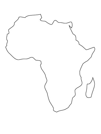 Download Gt Map Of Africa Use With The Africa Theme Related Posts Africa Lesson Plan Africa Tattoos Africa Map Africa Drawing