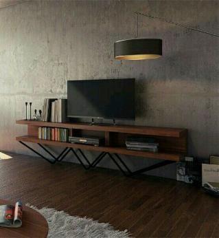 mueble tv comedor salon. de segunda mano en Madrid ...