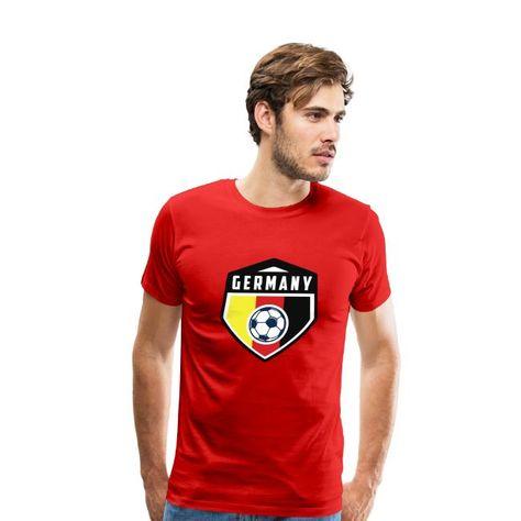e702c140595 German football club shirts