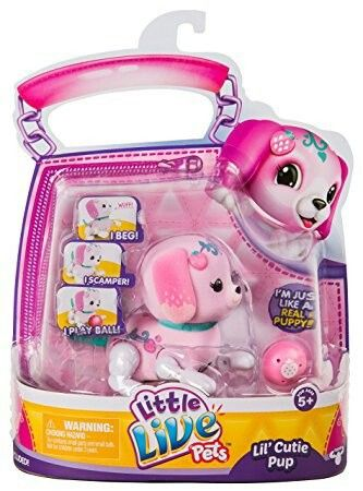 Amazon Little Live Pets Toys For Girls Pets
