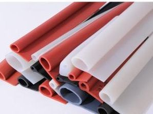 Extruded Rubber P Seal Extrude Rubber Weatherstripping