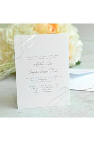 Pin By Brooke On Malina S Wedding M B Wedding Invitations Diy Wedding Invitation Kits Make Your Own Wedding Invitations