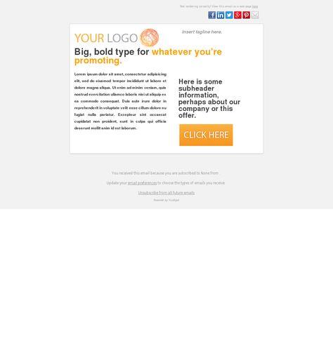 hubspot email templates modern - Google Search Hubspot templates - demographic survey template