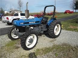 Ford New Holland 3430 Tractor 6 Volumes Workshop Service Repair Manual Ford News Tractors New Holland