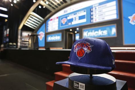 New York Knicks hope to get lucky in the 2018 NBA Draft