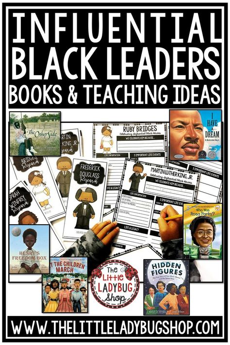 Black History Month Ideas for Kids