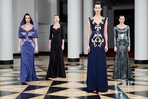 Défilé Alexis Mabille Printemps-été 2021 Couture