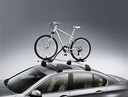 Get Out And About This Summer With This Audi Bike Roof Rack The