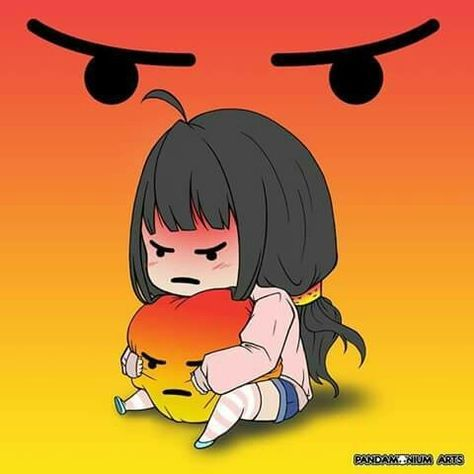 Facebook Grr And Cute Image Anime Expressions Anime Meme Face Anime
