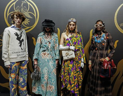de35d65c80 Rave in a Cemetery | Human Gucci | Gucci fashion, Fashion, Gucci