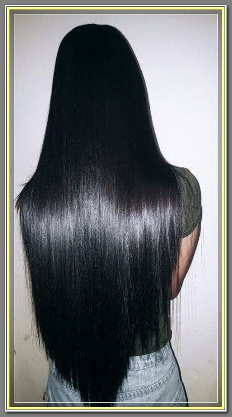 Maintain A Great Head Of Natural Hair Behind These Tips Hair Styles Long Hair Styles Straight Hairstyles
