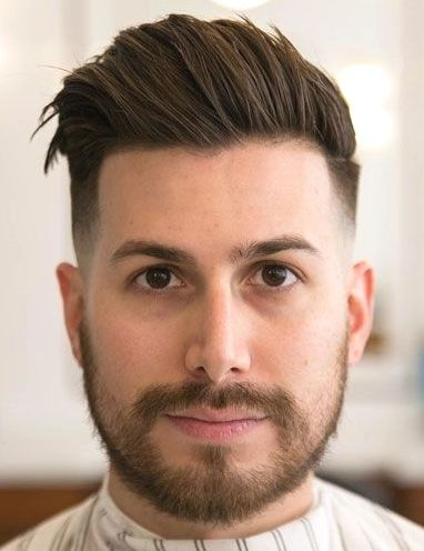 Best 44 Quiff Haircuts For Men 2019 Top Styles Covered Haircut Names For Men Haircuts For Men Mens Hairstyles Short