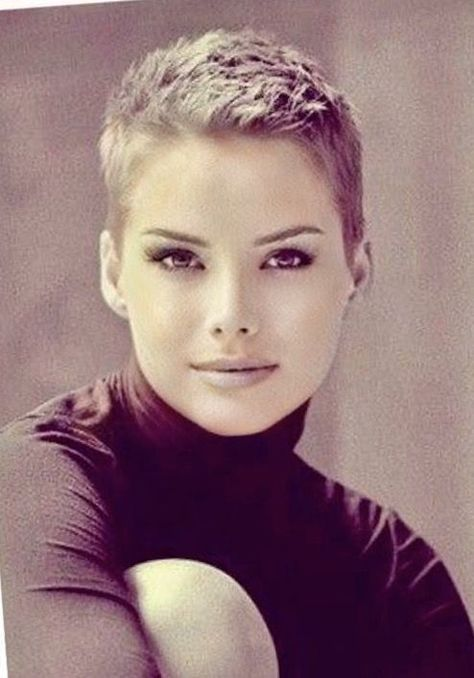 Short Haircut with Sass - 60 Short Shag Hairstyles That You Simply Can't Miss - The Trending Hairstyle
