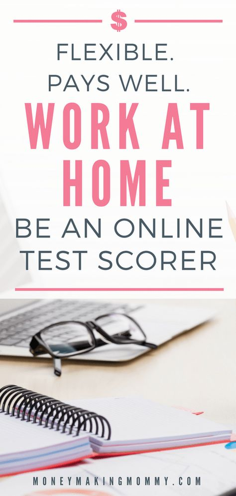 Grade Papers and Tests by Snagging One of These Online Test Scoring Jobs This is an awesome way to make money from home. Though - I can say from personal Online Jobs From Home, Home Jobs, Online Work, Real Online Jobs, Earn Money From Home, Make Money Online, How To Make Money, Online Earning, Legit Work From Home