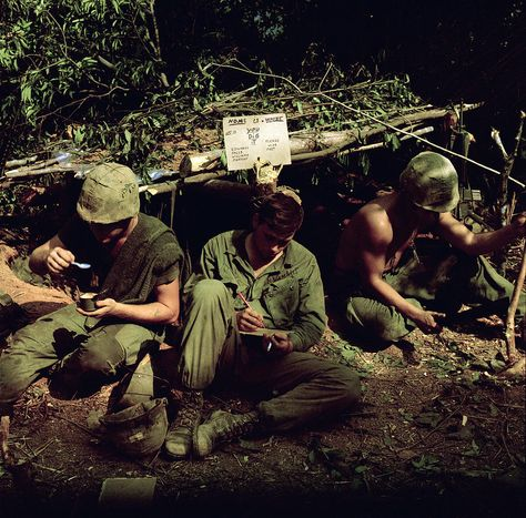 American involvement in the Vietnam War started as early as 1950 with military advisors sent to Vietnam. Description from pinterest.com. I searched for this on bing.com/images