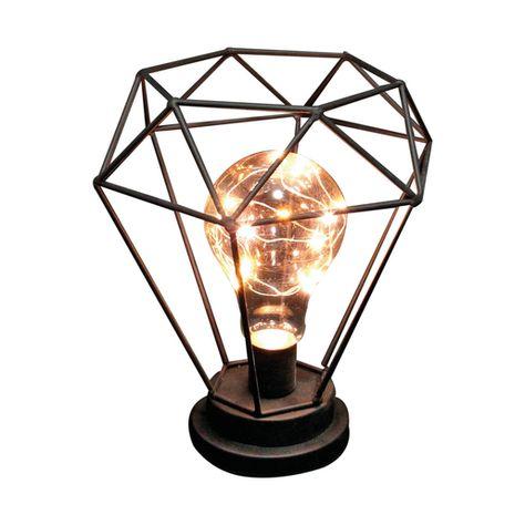 Cette Petite Lampe Apportera Une Touche D Originalite A Votre