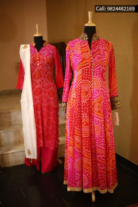 #FAABIIANA showcases elegant Semi-Bridal pieces at #Monsoon. #exhibition #clothing #dresses #gowns #kurta #traditional #cityshorahmedabad