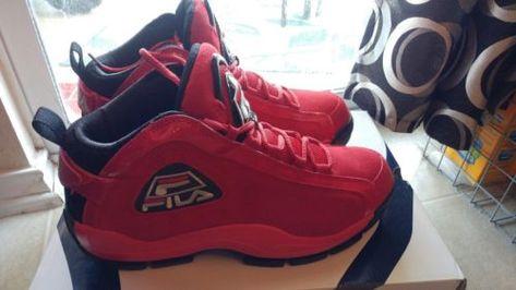 23e644952a8 fila 96 grant hill  basketballshoes