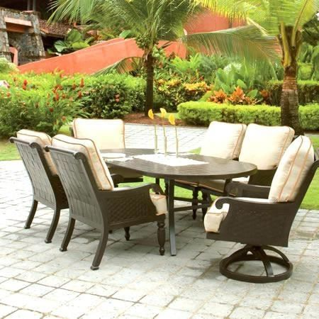 Castelle Veranda Patio Furniture With