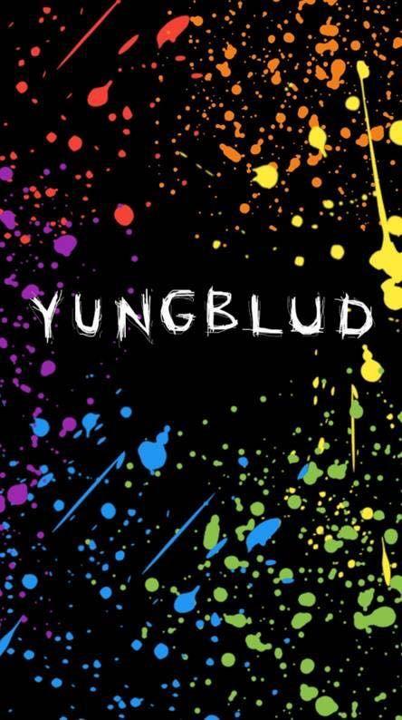 Yungblud Wallpaper Emo Wallpaper Band Wallpapers Painting Wallpaper