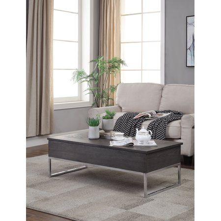 Home Grey Oak Coffee Table Wayfair Lift Top Coffee Table