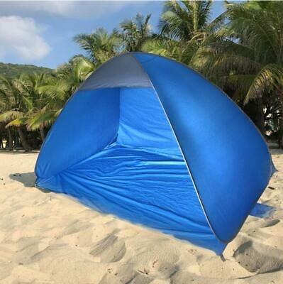 New Pop Up 2 Man Beach Camping Festival Fishing Garden Kids Tent Sun Shelter Kids Tents Beach Camping Gardening For Kids