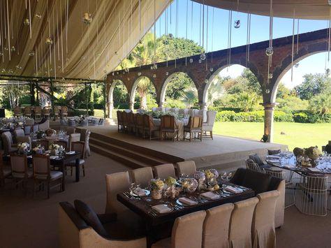 Peter De Anda Wedding Planner Jardin De Eventos Salon