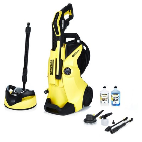 509672 Karcher K4 Premium Full Control Car Home Pressure Washer Qvc Price 300 00 P P 9 95 Or 3 Easy Pays Of With Images Car Shampoo Pressure Washer Cool Tools