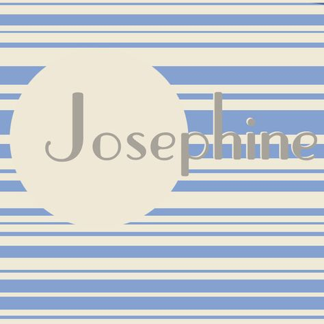 Josephine - The Sweetest French Baby Names for Girls - Photos