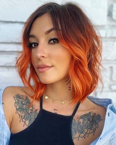 24 Dazzling Bob Haircuts That Will Make You Chop Your Hair In 2020 In 2020 Hair Styles Haircut For Thick Hair Thick Hair Styles