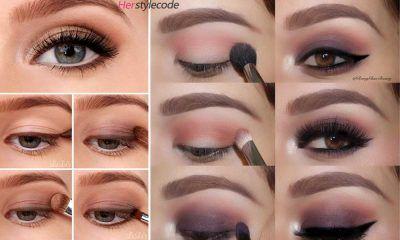 Her Style Code Inspired Styles Fashion And Beauty Smokey Eye Makeup Eye Makeup Tools Eye Makeup