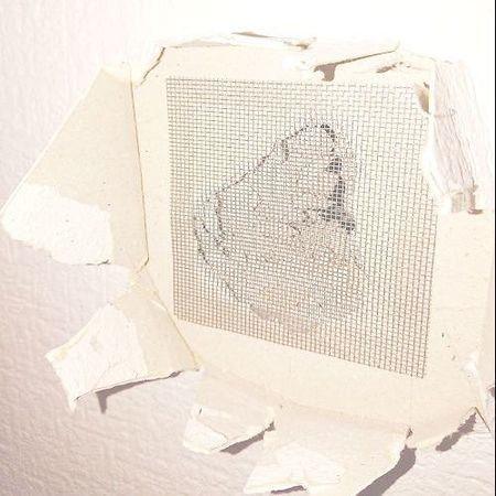 ボード 壁 穴 補修 のピン