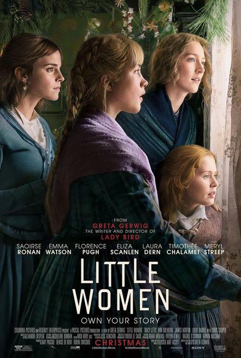 Little Women 11.5x17 Inch Movie POSTER