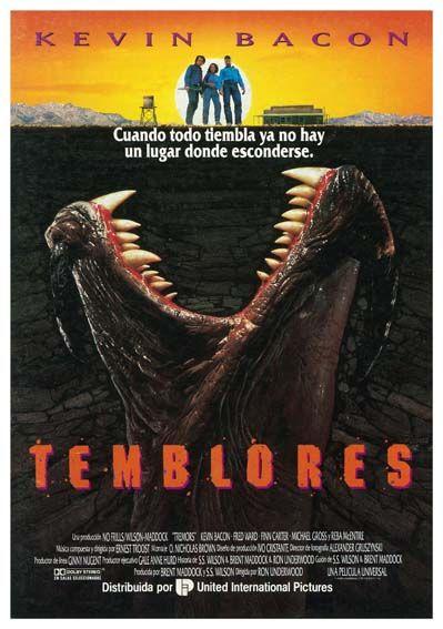 Temblores 1990 Tremors De Ron Underwood Tt0100814 Kevin Bacon Cine De 1990