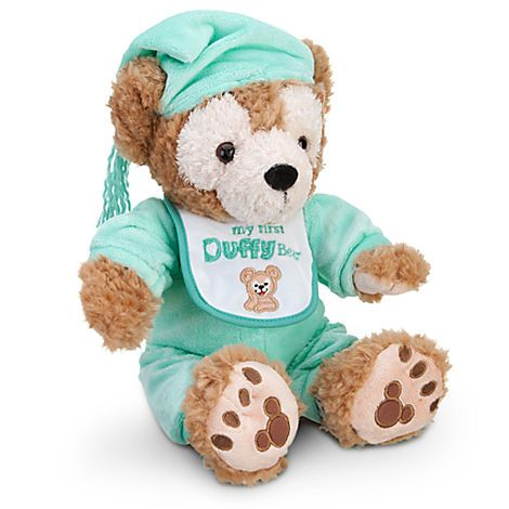 Duffy the Disney Bear Plush - ''My First Duffy Bear'' - 12'' | Plush | Disney Store