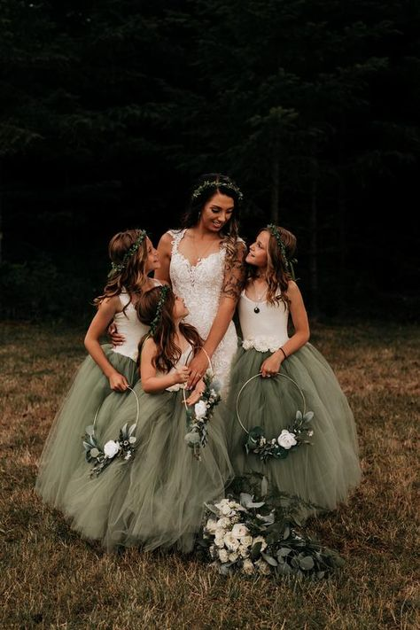 This item is unavailable Green Flower Girl Dresses, Sage Green Dress, Green Tutu, Girls Tutu Dresses, Flower Girl Tutu, Tutus For Girls, Wedding Flower Girl Dresses, Pageant Dresses, Bridesmaid Dresses Sage Green