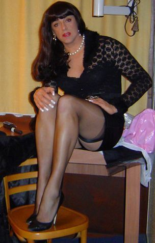 Something tranny crossdresser pics opinion