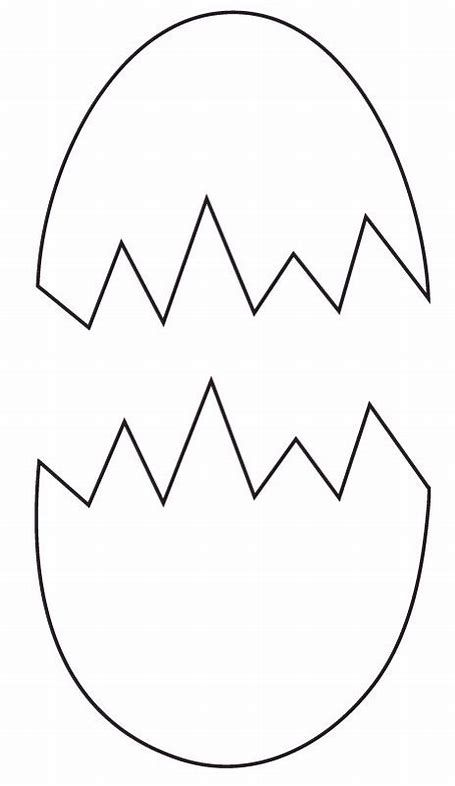 Resultado De Imagem Para Dinosaur Hatching From Egg Template Egg