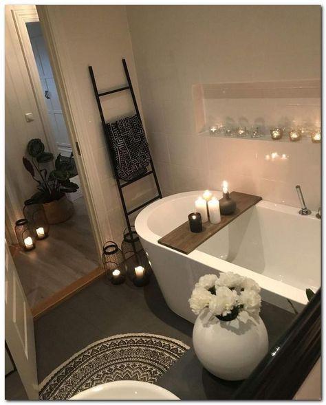 34 Magnificent Bathroom Decoration Ideas #bathroomdecoratingideas #magnificentbathroomdecorating #magnificentbathroomideas ⋆ gratitude41117.com