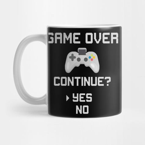 GAME OVER SLOGAN by mananns