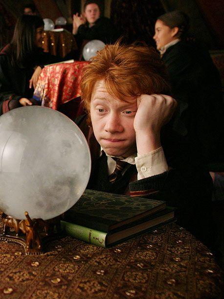 Harry Potter and the Prisoner of Azkaban, Rupert Grint   Harry Potter: Memories From the Stars   Photo 6 of 30   EW.com