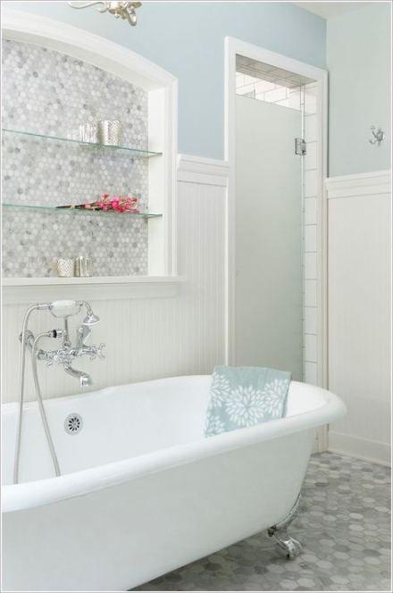 Bath Room Shelf Built In Tubs 23 Ideas Bath Glass Tub