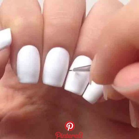 Top 50 natural short nails design 1   Top 50 natural short nails design 1