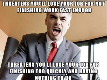 40 Best Work Memes To Share With Your Co Workers Work Humor Funny Memes About Work Boss Humor