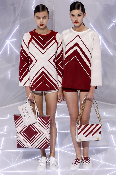 See the Anya Hindmarch spring/summer 2016 collection. Click through for full gallery at vogue.co.uk