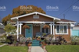 Blue Door Brown House Google Search Brown House House Blue Door