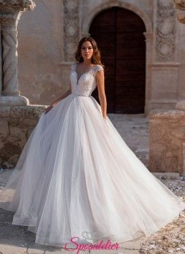 Abiti Da Sposa Online Economici Italiani Vendita Su Misurasposatelier Nel 2020 Abiti Da Sposa Eleganti Abiti Da Sposa Abito Da Sposa A Trapezio